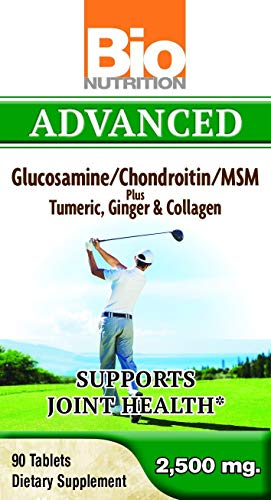 - Bio Nutrition Inc Advanced Glucosamine - 90 Tablets
