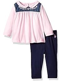 Baby Girls' Fashion Top and Legging Set