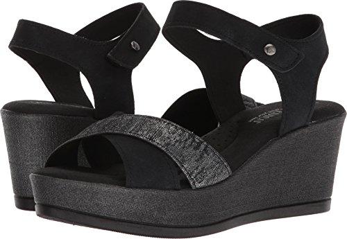 Arcopedico Womens Monterey Black Sandal - 37