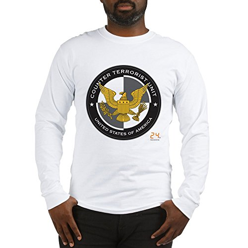 CafePress - 24 CTU Logo - Unisex Cotton Long Sleeve T-Shirt (24 Ctu T-shirt)