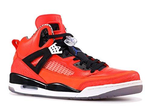 NIKE Jordan Spizike Knicks - Orange Flash (315371-805) (10.5 D(M) US)