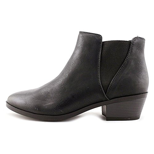 MOILLAN Round Call Ankle Boots Spring Womens Toe It Black Fashion wttR4Ivq