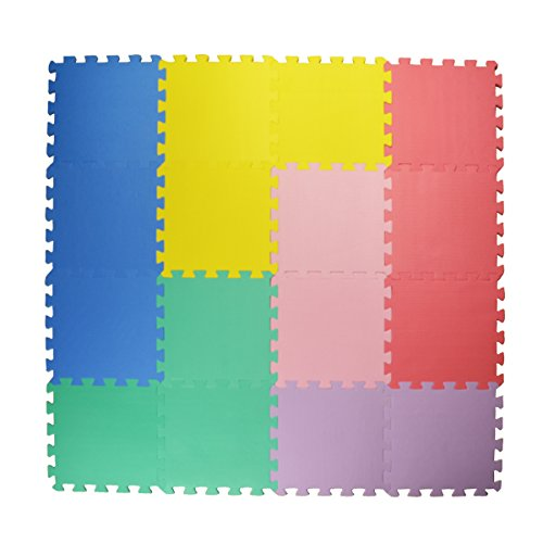Hippih Multicolored Playmat Children Exercise