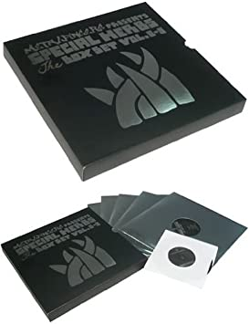 MF Doom: Special Herbs: The Box Set Vol 0-9 (10LP + 7