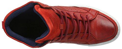 Rosso Gerli 39po004 Rot Ginnastica Uomo Dockers Scarpe by da 102700 6a5nw8xg