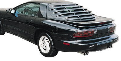 (Willpak Industries 1383 ABS Car Louver for Chevrolet/Pontiac/TransAm - 3 Piece)