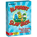 Arizona GameCo Alphabet Slap Jack ~ a Fun Preschool ABC Letter Learning Card Game ~ Kids Learn Upper/Lowercase Letter Recognition and Letter Sounds While Playing a Fun Card Game
