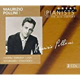 Maurizio Pollini I (Great Pianists of the Century) - Chopin / Debussy / Liszt / Schumann / Stravinsky / Webern (2 CDs)