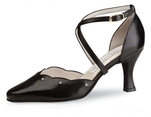 Werner Kern Women's Peggy - 2 3/4'' (6.5 cm) Flare Heel, 6.5 M US (3.5 UK) by Werner Kern