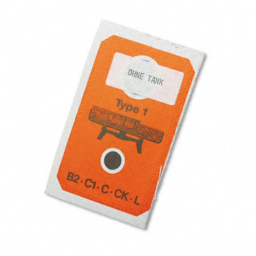 COSCO : Replacement Ink Pads for Reiner Multiple Movement Numbering Machine, Black -:- Sold as 2 Packs of - 1 - / - Total of 2 Each Cosco Reiner Multiple Movement