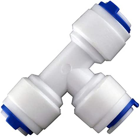 Mains Water Tube Filter Pipe Connector Kit for SIEMENS Double Fridge Freezer