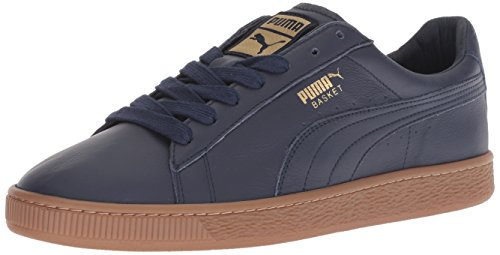 PUMA Classic LFS Gold metallic Peacoat Basket Mens rqfBzr