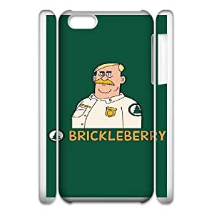 brickleberry woody iPhone 6 4.7 Inch Cell Phone Case 3D 53Go-458746