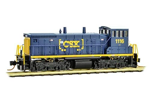Micro-Trains MTL N-Scale EMD SW1500 Diesel Locomotive for sale  Delivered anywhere in USA