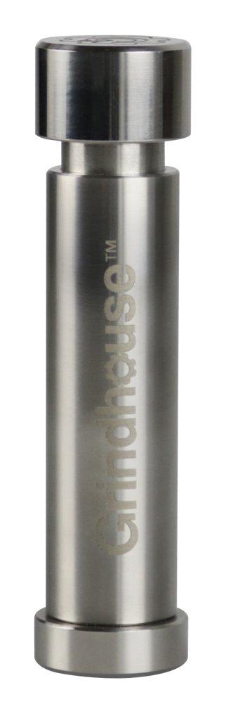 Grindhouse Steel Hammer Style Pollen Press - Various Sizes (Medium 4'')