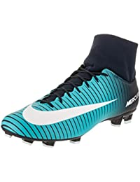 Men's Mercurial Victory VI DF FG Soccer Cleat (Obsidian,...