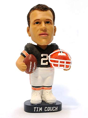 Cleveland Browns Tim Couch Bobble Dobbles Doll
