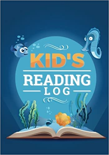 amazon com kid s reading log reading journal for kids to keep