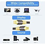 IBRA-Cavo-HDMI-4K-Ultra-HD-15M-Ethernet-ad-Alta-Velocit-Cavo-20b-18-Gbps-4K60Hz-UHD-2160p-LUXURY