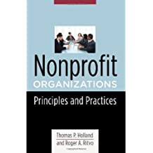 Nonprofit Organizations: Principles and Practices