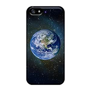 Iphone 5/5s Case, Premium Protective Case With Awesome Look - Blue Planet