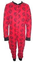 Manchester United Big Boy's Onesie Pyjamas