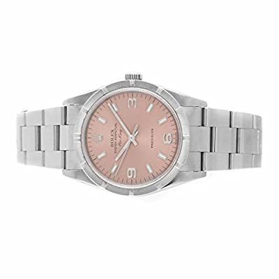 Rolex Air-King automatic-self-wind womens Watch 14010 (Certified Pre-owned)