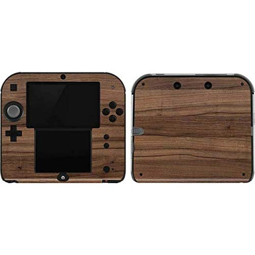 - Skinit Wood 2DS Skin - Natural Walnut Wood Design - Ultra Thin, Lightweight Vinyl Decal Protection