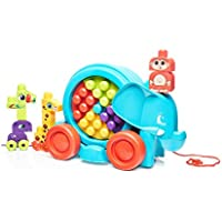 Mattel Mega Bloks Elephant Parade Building Kit , 25Pc.