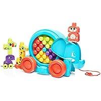 Mega Bloks 25-Piece Elephant Parade Building Kit (Blue)