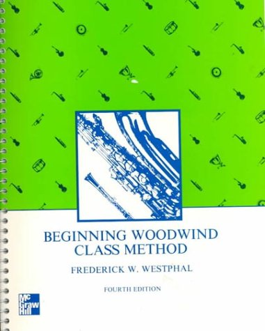 Beginning Woodwind Class Method