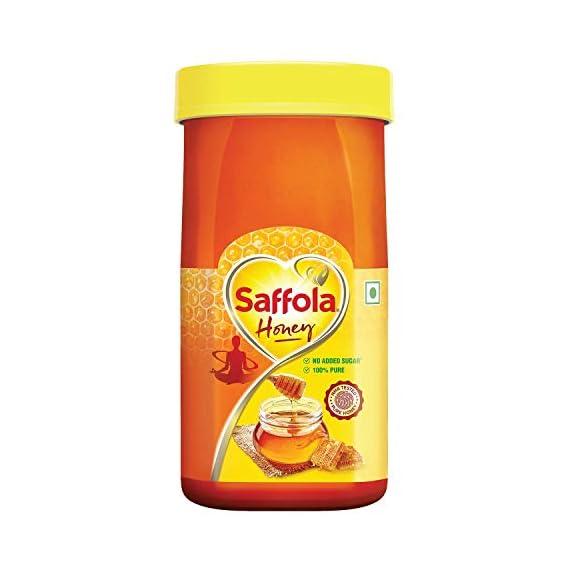 Saffola Honey - Pure Honey, 1 kg
