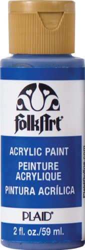 FolkArt Acrylic Paint in Assorted Colors , 720 Cobalt