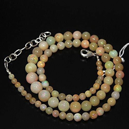 Bead Pearl Mother Of Briolette (5 Strand Natural Mother of Pearl Smooth Oval Gemstone Loose Craft Beads 14