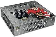 2020-21 UPPER DECK UD Artifacts Sealed Hockey Hobby Box