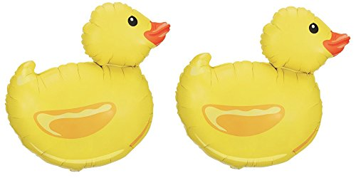 Set of 2 Yellow Rubber Ducky 29