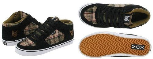 Vox Skateboard Beer Olive Hewitt Hunter Black Shoes vZSqFxrv
