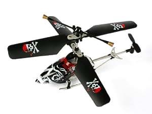 Revell Control 24039  - Miniatura de helicóptero RC con sistema de giro y control de 3 canales por infrarrojos [Importado de Alemania]