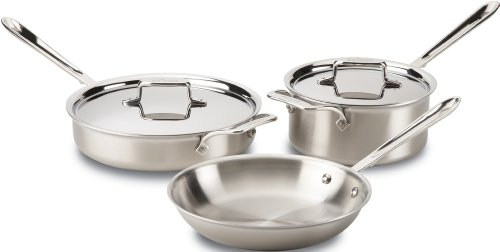 3qt all clad sauce pan - 9