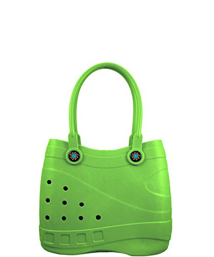 Price comparison product image Optari Sol Tote Bag - Small/Hand - Green