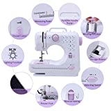 Portable Electric Sewing Machine, 12 Built-in