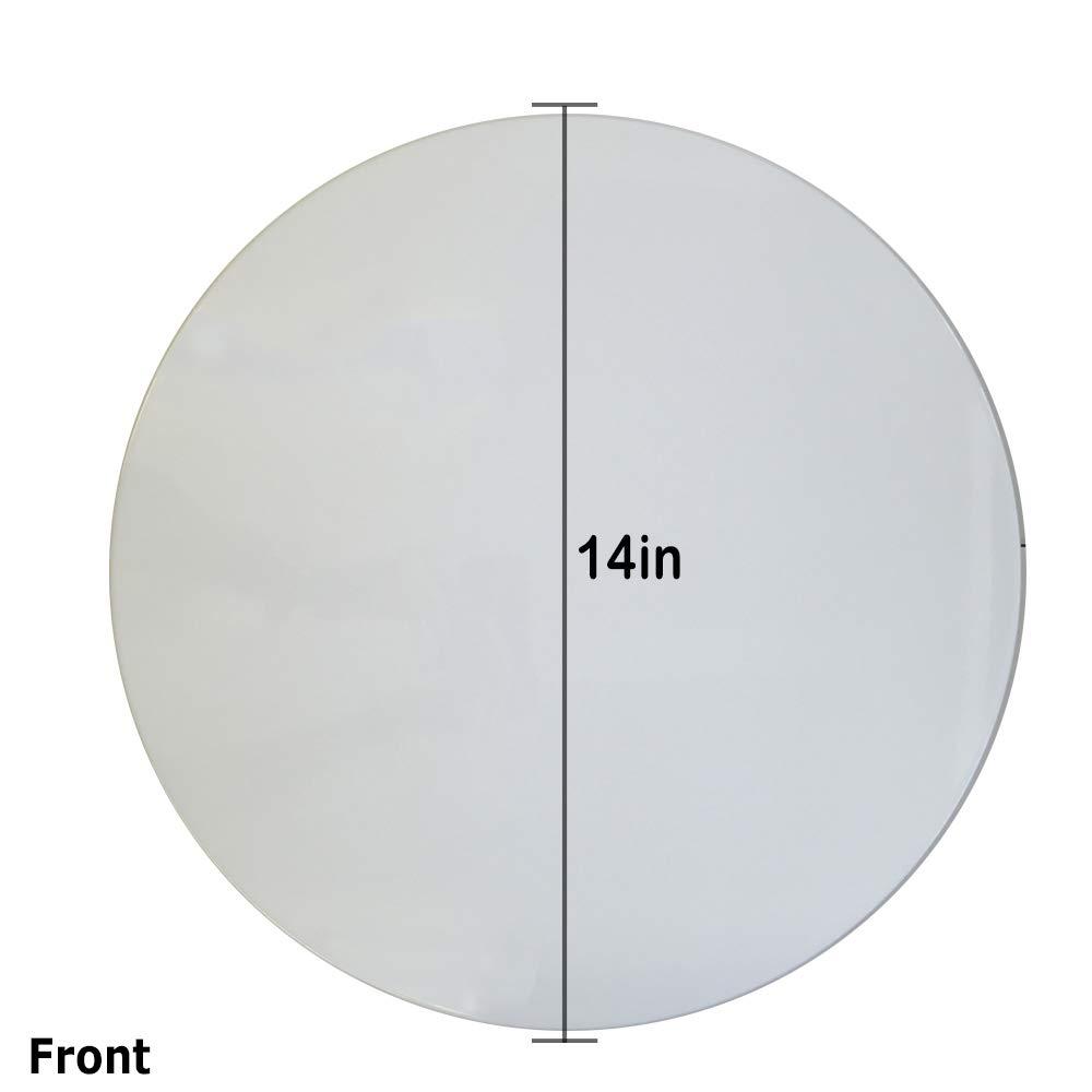 Sunshine Lighting 04418 - AM32/54 White Lens Cover (AM32/54 COVER ONLY)