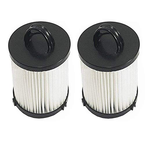 ANJUYA 2 Pack DCF-21 for Eureka AS1000 EF91B Vacuum Filter Vacuum Filter