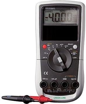 Voltcraft Vc 290 Multimeter Elektronik