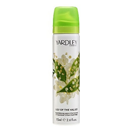 Yardley London Lily of the Valley Deodorising Body Fragrance Yardley of London Y7410045-6