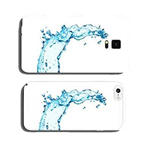 Water splashes letter cell phone cover case iPhone5