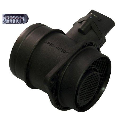 Mass Air Flow Sensor Meter MAF - VW 1.9L Diesel TDI - 038906461B - New MPG Auto