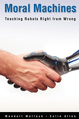 Pdf Technology Moral Machines: Teaching Robots Right from Wrong
