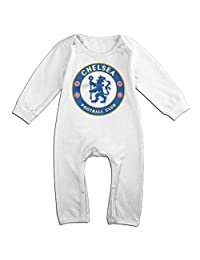 Chelsea FC The Champion Baby Onesie Romper Jumpsuit Bodysuits