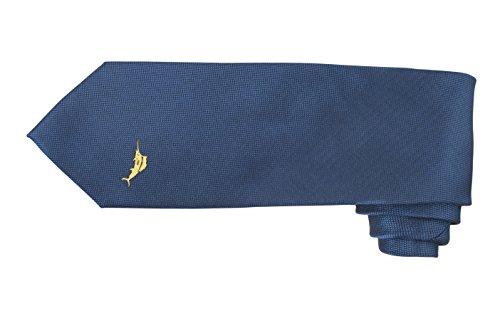 Tommy Bahama Necktie - Tommy Bahama Signature Marlin Tie (Navy)